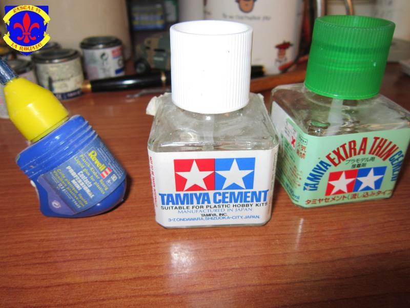 Quelle colle pour une maquette plastique for Quelle peinture pour plastique