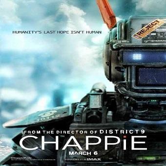 فيلم Chappie 2015 مترجم بجودة ديفيدي بترجمة كاملة