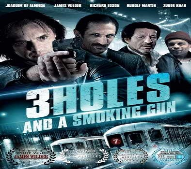 فيلم 3Holes and a Smoking Gun 2014 مترجم HDRip