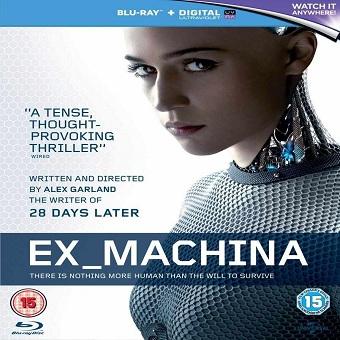 فلم Ex Machina 2015 مترجم بجودة بلورى