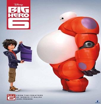 فيلم Big Hero 6 2014 مدبلج 720p BluRay