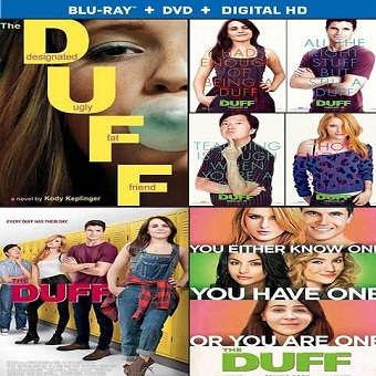 فيلم The DUFF 2015 مترجم 720p BluRay