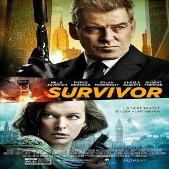 فيلم Survivor 2015 مترجم ديفيدي