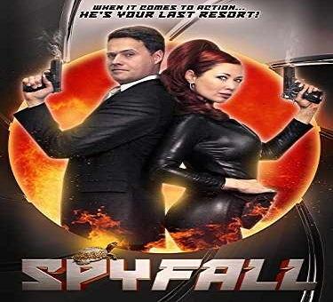 فيلم Spyfall 2014 مترجم WEB-DL 576p
