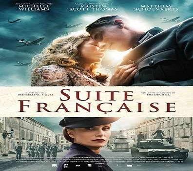 فيلم Suite Francaise 2014 مترجم HDRip