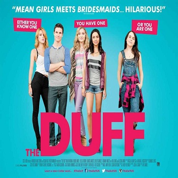 فيلم The DUFF 2015 مترجم HDRip 576p