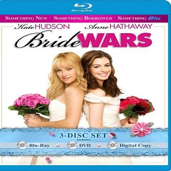 فيلم Bride Wars 2009 مترجم BluRay 720p