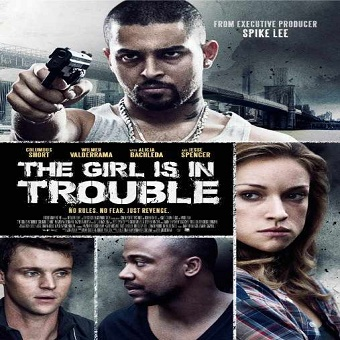 فيلم The Girl Is in Trouble 2015 مترجم HDRip