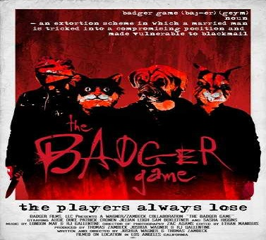 فيلم The Badger Game 2014 مترجم HDRip