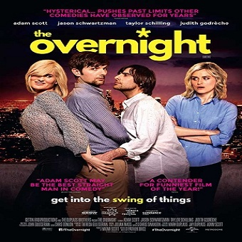 فيلم The Overnight 2015 مترجم ديفيدى