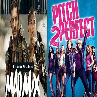 فيلم Pitch Perfect 2 يحتل صدارة البوكس أوفيس