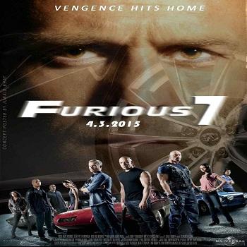 فيلم Furious 7 2015 مترجم نسخة تى سى