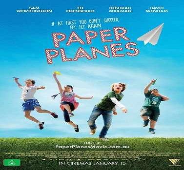 فيلم Paper Planes 2014 مترجم HDRip