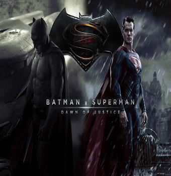 العرض الدعائى الرسمى لفيلم  Batman v Superman 2016