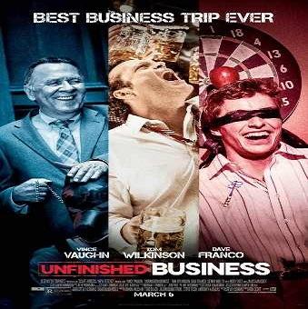 فيلم Unfinished Business 2015 مترجم BluRay