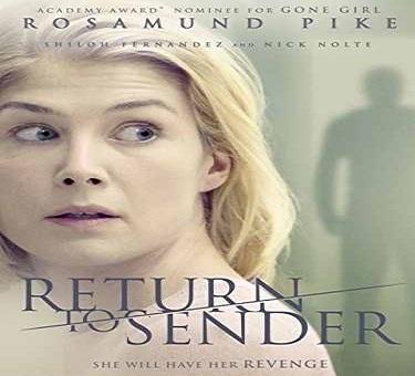 فيلم Return to Sender 2015 مترجم WEBRip