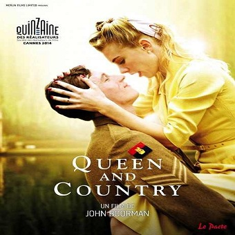 فيلم Queen and Country 2014 DVDRip مترجم DVDRip