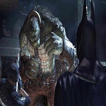 النجم أديوالي أكينويبحسب يجسد شخصية Killer Croc