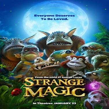 فيلم Strange Magic 2015 مترجم DVDRip