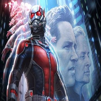 العرض الدعائى الثانى لفيلم Ant-Man 2015