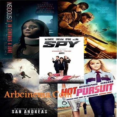 أستعراض لاقوى 10 أفلام منتظر عرضها فى شهر مايو 2015