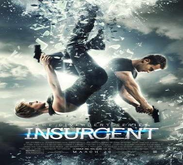 فيلم Insurgent 2015 مترجم نسخة ديفيدى