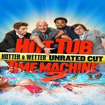 فيلم Hot Tub Time Machine 2 2015 مترجم ديفيدى