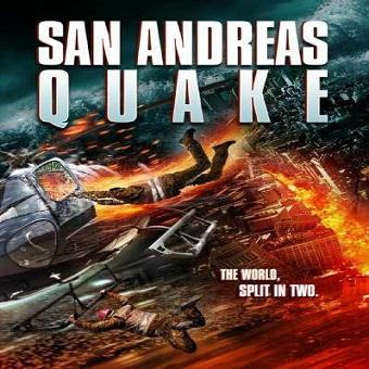 فيلم San Andreas Quake 2015 مترجم HDRip