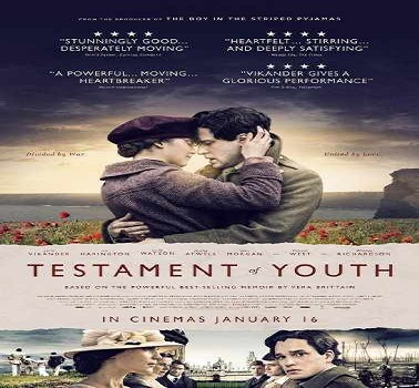 فيلم Testament of Youth 2014 مترجم WEB-DL 576p