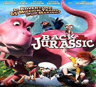 فيلم Back to the Jurassic 2015 مترجم DVDRip