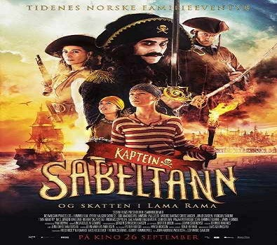 فيلم Captain Sabertooth and T of Lama Rama 2014 مترجم