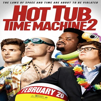 فيلم Hot Tub Time Machine 2 2015 مترجم BluRay 576p