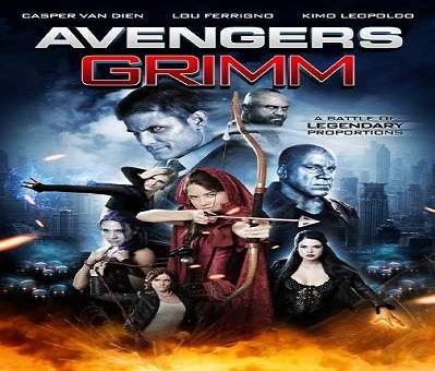فيلم Avengers Grimm 2015 مترجم HDRip