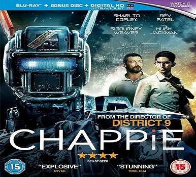 فيلم Chappie 2015 مترجم بلورى