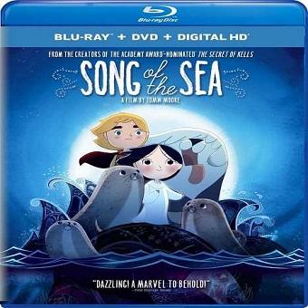 فيلم Song of the Sea 2014 مترجم BluRay