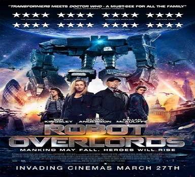 فيلم Robot Overlords 2014 مترجم HDRip