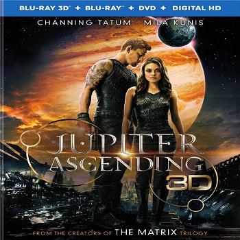 فيلم Jupiter Ascending 2015 مترجم 480p & 720p بلورى