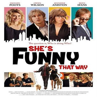 فيلم Shes Funny That Way 2014 مترجم HDrip