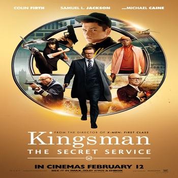 فيلم Kingsman The Secret Service 2015 مترجم ديفيدى