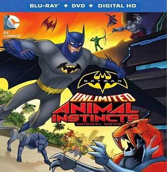 فيلم Batman Unlimited Animal Instincts 2015 مترجم BRRip