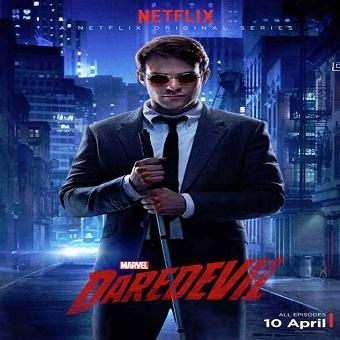 البوسترات الاولى لمسلسل Daredevil 2015