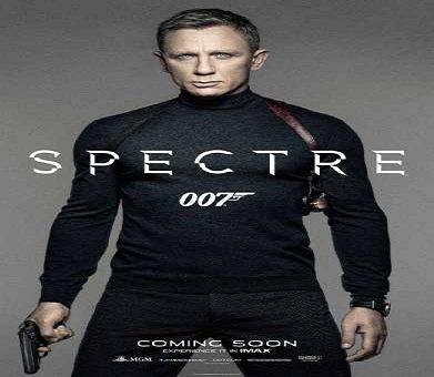 اعلان فيلم Spectre أحدث أفلام جيمس بوند