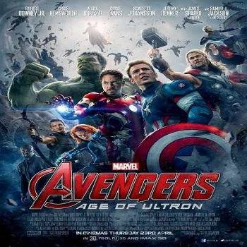 فيلم Avengers Age of Ultron 2015 مترجم كـــــــام