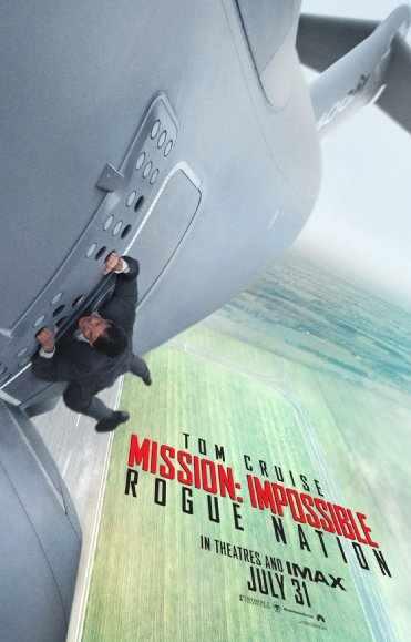 الدعائى والبوستر Mission: Impossible Rogue mv5bmt10.jpg