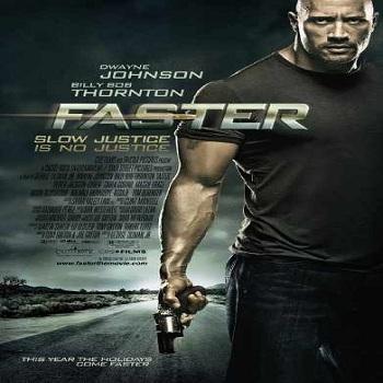 فيلم Faster 2010 مترجم BluRay 720p