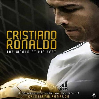 فيلم Cristiano ronaldo World at His Feet 2014 مترجم BRRip