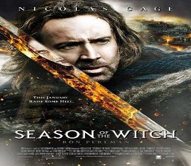 فيلم Season of the Witch 2011 مترجم BluRay 576p
