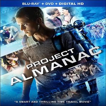 فيلم Project Almanac 2014 مترجم بلورى