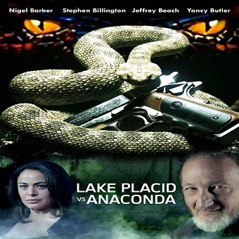 فيلم Lake Placid vs. Anaconda 2015 مترجم TVRip