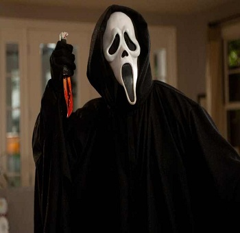 العرض الدعائى الاول لمسلسل الرعب Scream 2015
